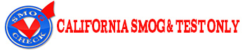 California Smog & Test Only